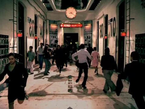 Rexona, commercial